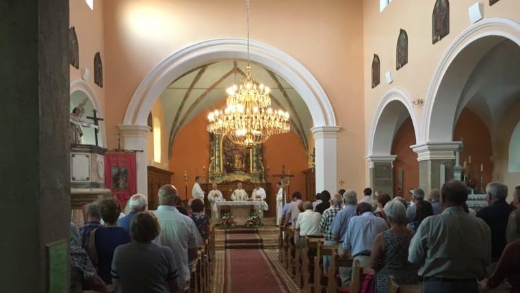 Crkva Svetog Stjepana u Dobrinju (Foto: Glas Hrvatske/Damir Posavac)