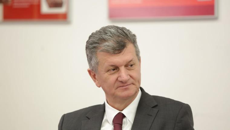 Health Minister Milan Kujundžić (Photo: Luka Stanzl/PIXSELL)