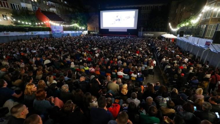 """Premijernom projekcijom bosanskohercegovačkog igranog filma """"Sin"""" sinoć je otvoren 25. Sarajevo Film Festival (SFF) (Foto: Armin Durgut/PIXSELL)"""