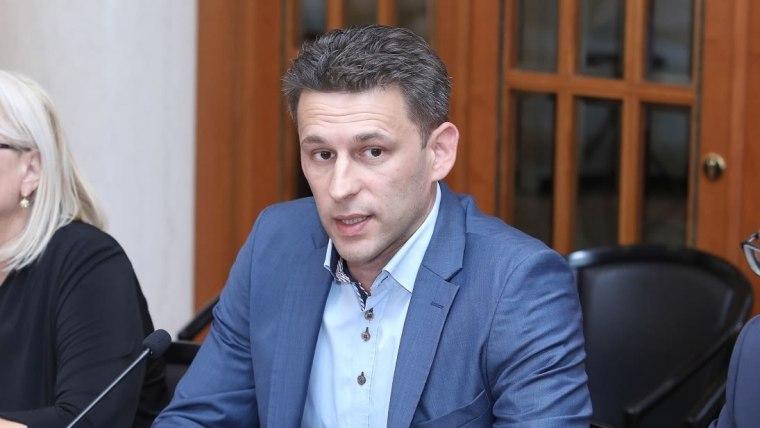 MOST party leader Božo Petrov (Photo: Macek/PIXSELL)