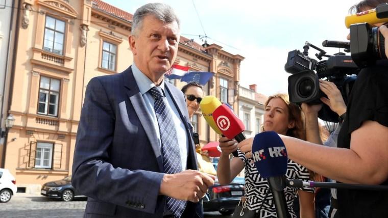 Minister of Health Milan Kujundžić (Photo: Macek/PIXSELL)