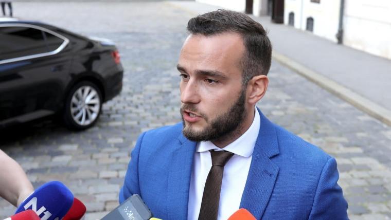 Ministro Josip Aladrović (Foto: Patrik Macek/PIXSELL)