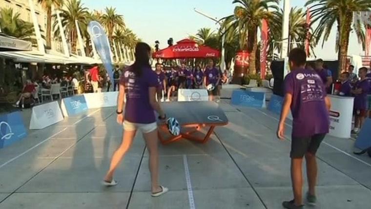 Juegos Deportivos Juveniles (Foto: HRT)