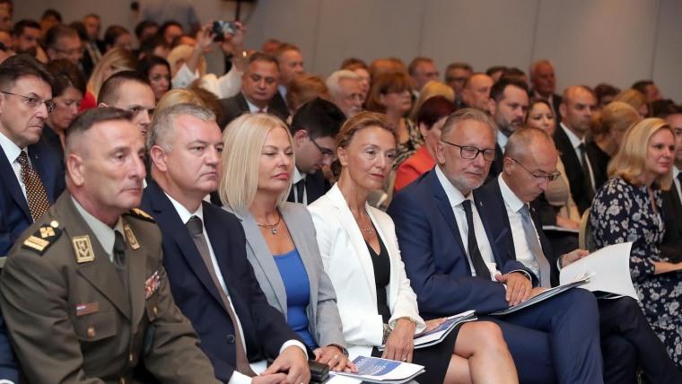 Diplomatenkonferenz in Zagreb (Foto: Goran Stanzl/PIXSELL)