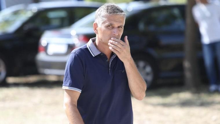 Former Minister of State Property Goran Marić (Photo: HRT)