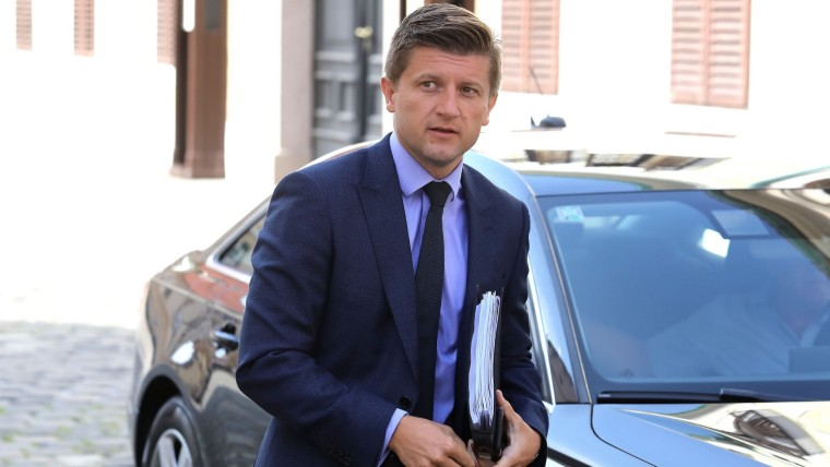 Finanzminister Zdravko Marić, (Foto: HRT)