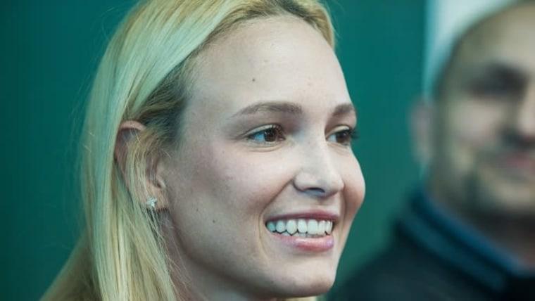 Die kroatische Tennisspielerin DonnaVekić(DavorJavorovic/PIXSELL)