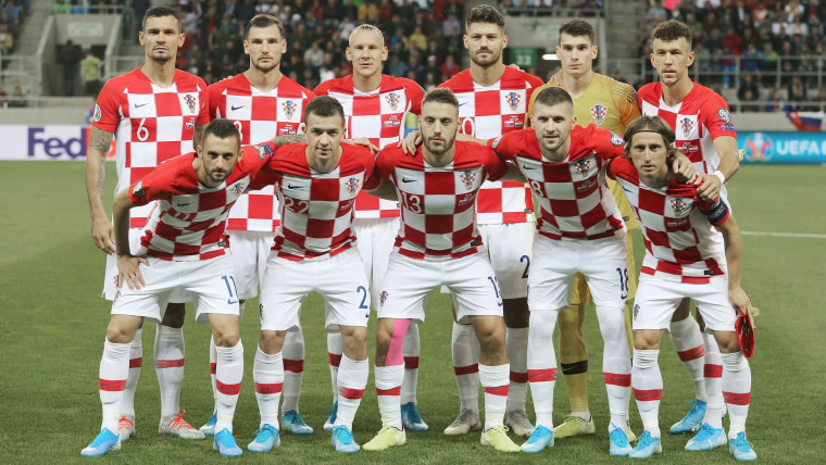 Croatian national football team (Photo: Davor Javorovic/PIXSELL)