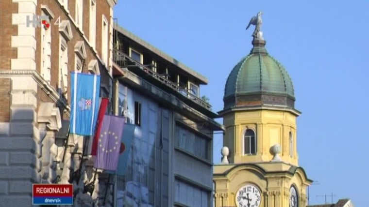 Rijeka europäische Kulturhauptstadt 2020 (Foto: Scrernshot HRT)
