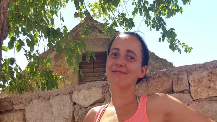 Dana Jungbluth (Foto: archivo privado)