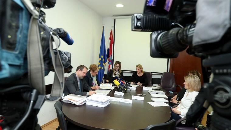 Comisión para el Conflicto de Intereses (Foto: Goran Stanzl / PIXSELL)