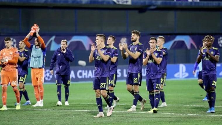 Dinamo Zagreb (Foto: Sanjin Strukic/PIXSELL)