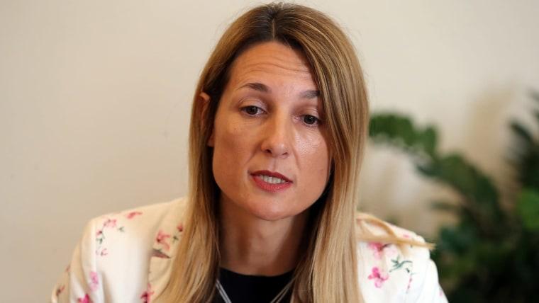 HBOR CEO Tamara Perko (Photo: Dalibor Urukalovic/PIXSELL)