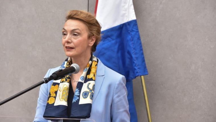 Secretaria General del Consejo de Europa, Marija Pejčinović Burić (Foto: Davorin Visnjic/PIXSELL)
