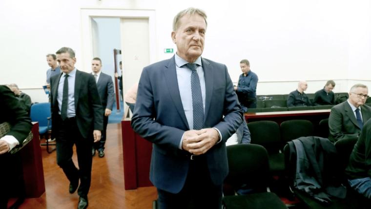 Former Minister and Zadar Mayor Božidar Kalmeta (Photo: Sanjin Strukic/Pixsell)