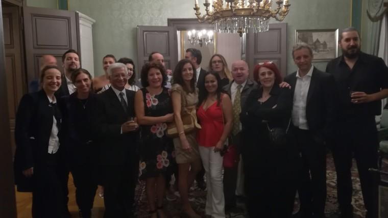 Comunidad chilena en Croacia (Foto: David Rey - La Voz de Croacia)