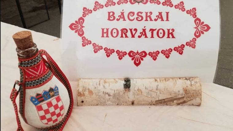 Hrvati u Bačkoj često obilježavaju hrvatske običaje u Mađarskoj. (Foto: Centar Bačkih Hrvata/ screenshot Facebook)