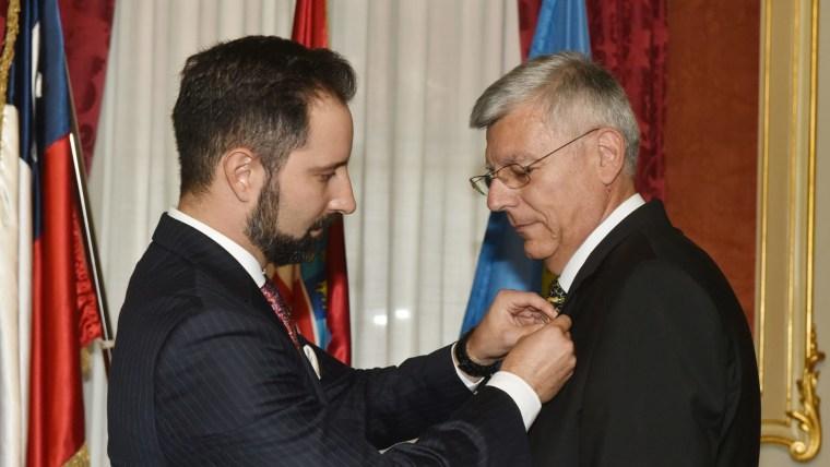 Maximiliano Jara i Željko Reiner (Foto: David Rey)