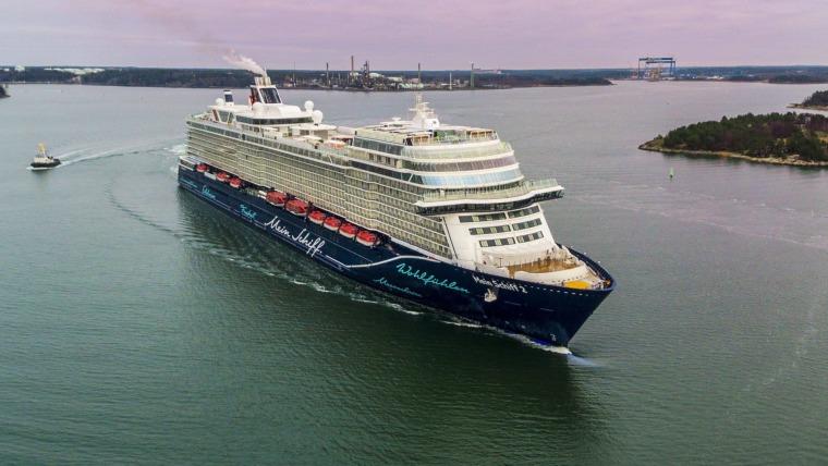 Jedan od kružnih brodova iz portfelja TUI-ja, jedne od najvećih turističkih grupacija na svijetu (Foto: screenshot/tui.com)