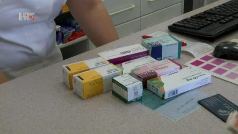 Krankenhäuser schulden Arzneimittelgroßhändlern mehr als 3 Milliarden Kuna (Foto: HRT)