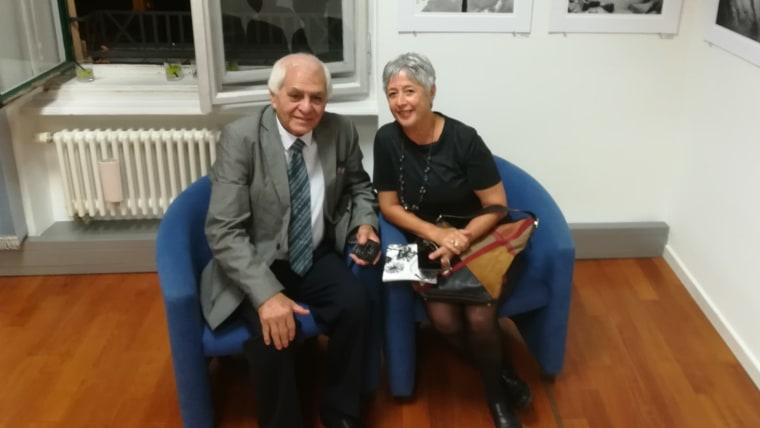 David Rey i Marly Porto (Foto: Glas Hrvatske)