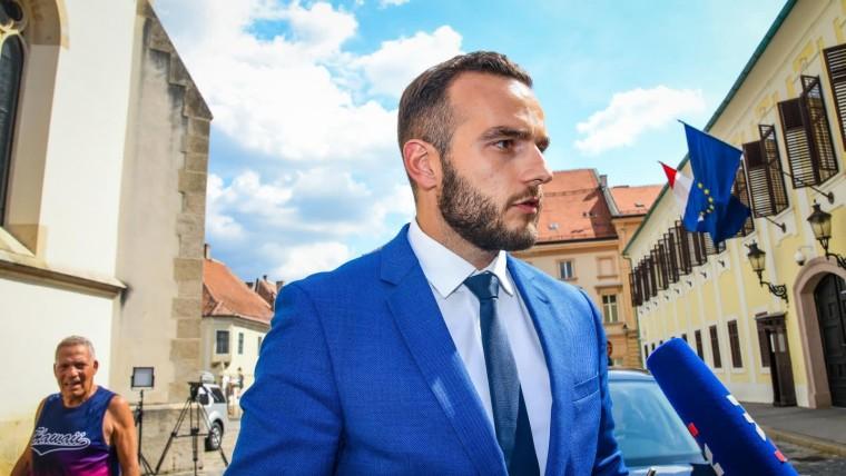 Ministro de Trabajo y Sistema de Pensiones, Josip Aladrović (Foto: Josip Regovic/PIXSELL)