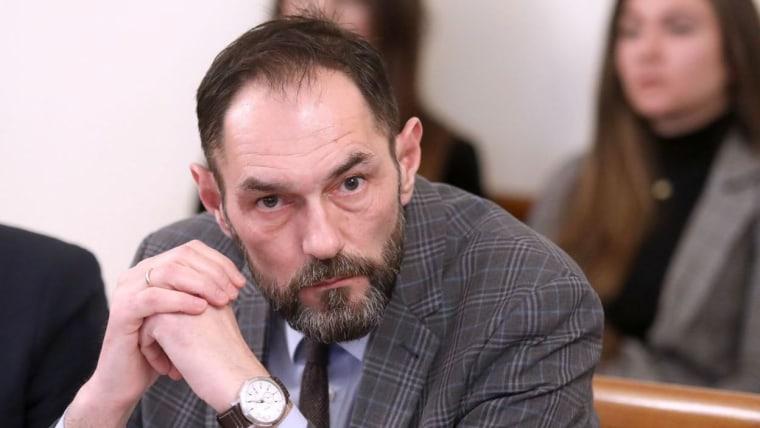 Chief State Attorney Dražen Jelenić (Photo: Patrik Macek/PIXSELL)