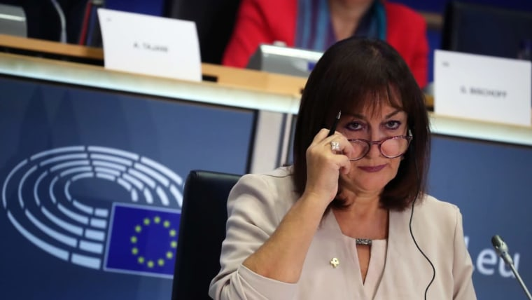 Dubravka Šuica (Foto: Foto: REUTERS/Yves Herman)