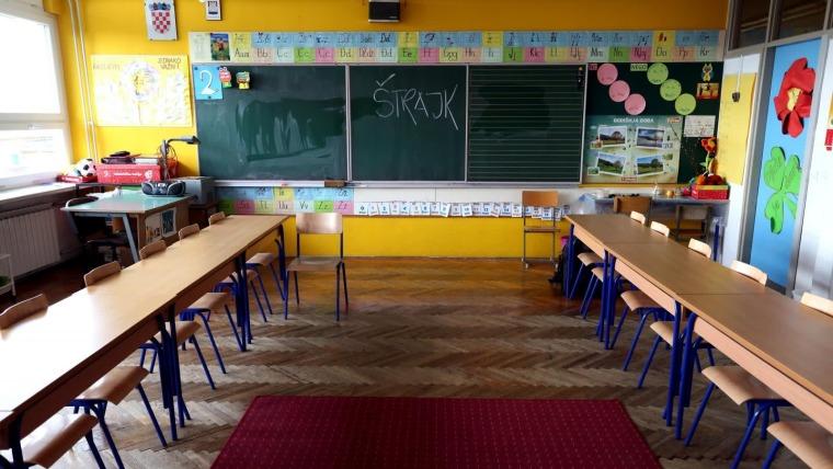 Escuela en Šibenik (Foto: Dusko Jaramaz/PIXSELL)