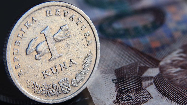 Croatian Kuna (Photo: Davor Javorovic/PIXSELL)
