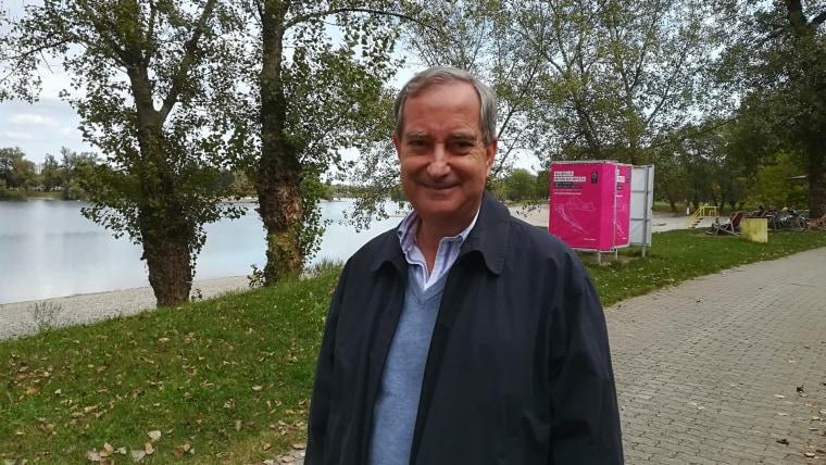Alonso Dezcallar, Embajador de España en Croacia (Foto: David Rey / La Voz de Croacia)