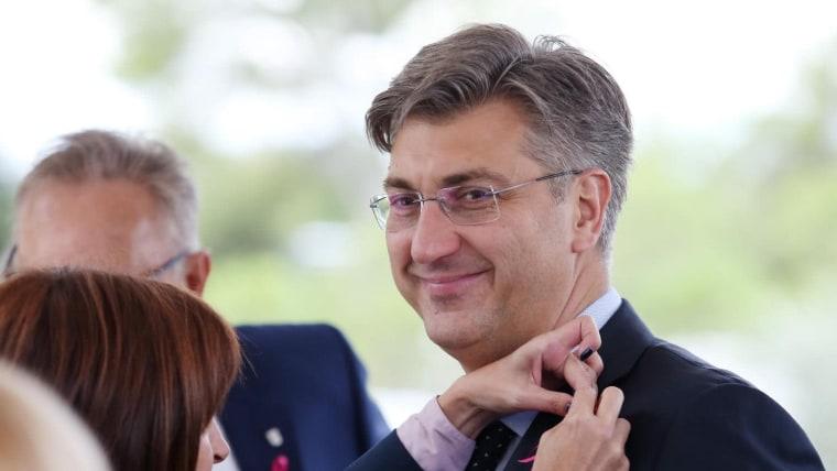 Presidente del Gobierno, Andrej Plenković (Foto: Dusko Jaramaz/PIXSELL)