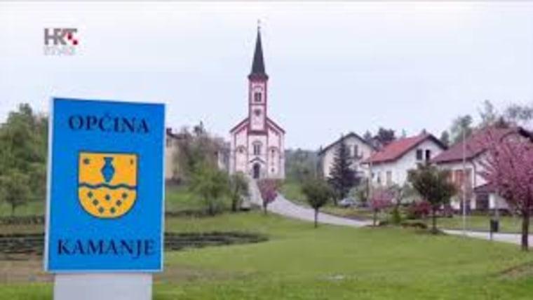 Die Gemeinde Kamanje (Foto: Stimme Kroatiens)