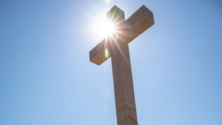 Cross (Photo: Grgo Jelavic/PIXSELL)