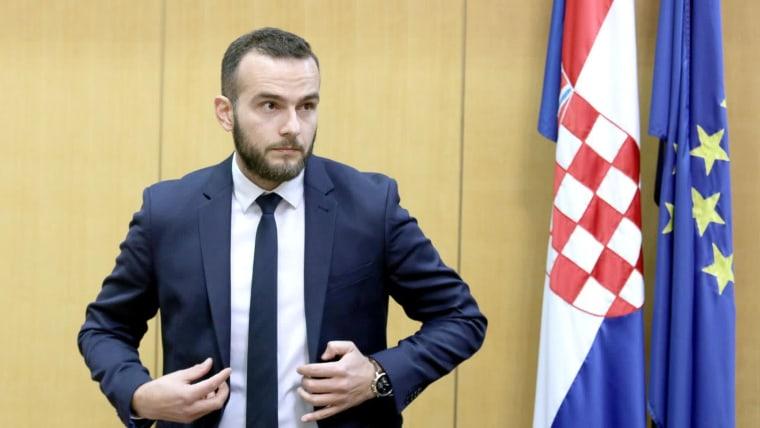 Ministro de Trabajo, Josip Aladrović (Foto: Patrik Macek/PIXSELL)