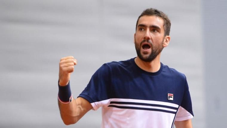 Der kroatische Tennisspieler Marin Čilić (Foto: Marko Prpic_PIXSELL)