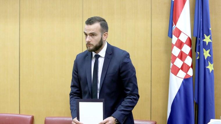 ArbeitsministerJosipAladrović (Foto: Patrik Macek/PIXSELL)