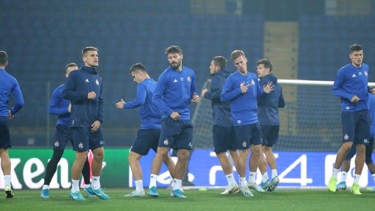 Dinamo Zagreb (Foto: Goran Stanzl/PIXSELL)