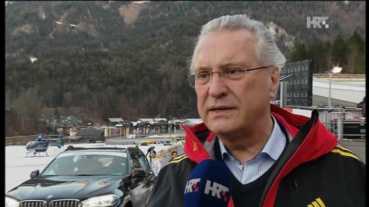 Bayerns Innenminister Joachim Herrmann (Foto:HRT)