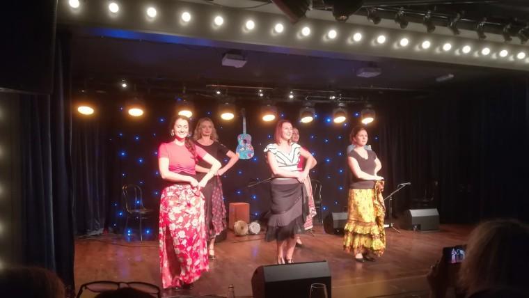 Escuela de flamenco de Zagreb (Foto: David Rey)