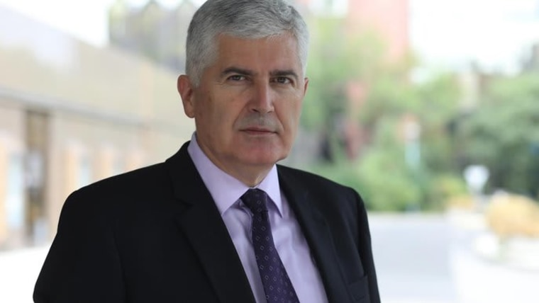Dragan Čović (Photo: Boris Scitar/Vecernji list/PIXSELL)