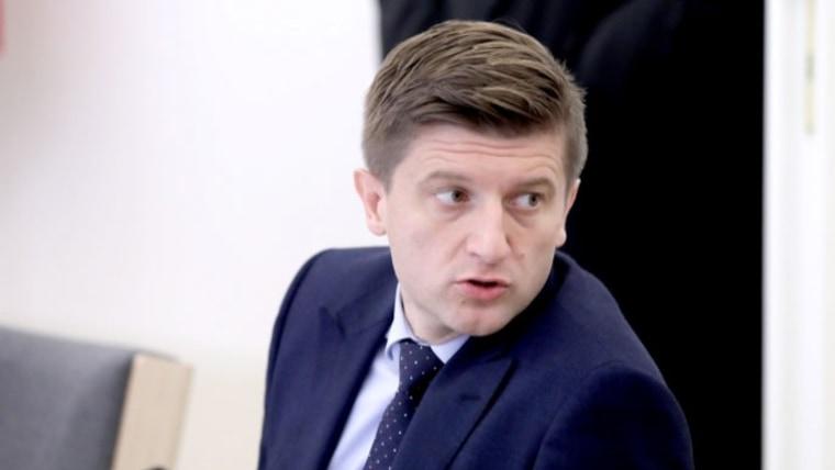 Der kroatische Finanzminister Zdravko Marić (Foto: HRT)