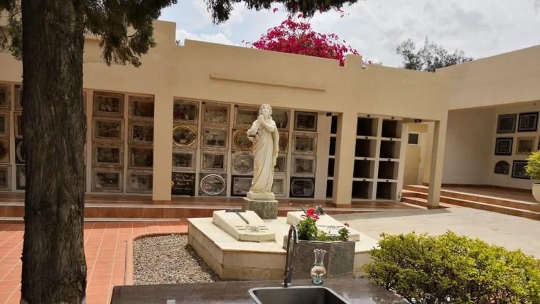 Hrvatsko groblje u Cochabambi (Foto: Hrvatsko dobrotvorno društvo iz Cochabambe)