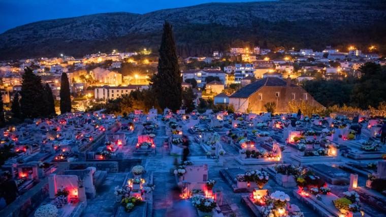 Cementerio de Dubrovnik (Foto: Grgo Jelavic/PIXSELL)