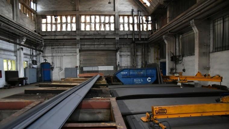 Fabrikhalle von Đuro Đaković (Foto: Ivica Galovic / PIXSELL)
