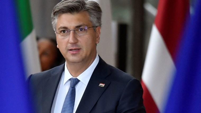 Premierminister Andrej Plenković (Foto: Foto: Toby Melville/REUTERS)