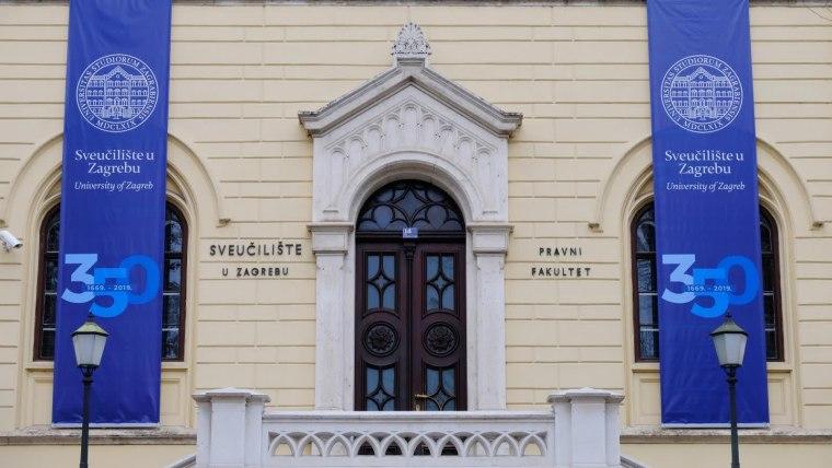 Universidad de Zagreb (Foto:Tomislav Miletic/PIXSELL)