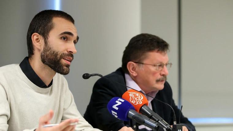 Líderes sindicales (Foto:Goran Stanzl/PIXSELL)