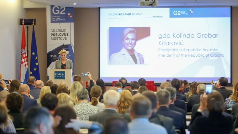 Conferencia G2 (Foto: Matija Habljak/PIXSELL)