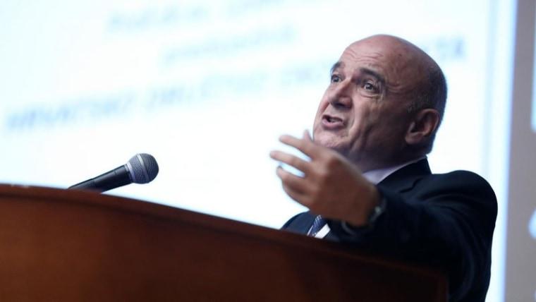 Der Ökonom Ljubo Jurčić äußerte sich besorgt über die Stagnation der kroatischen Wirtschaft (Foto: Nel Pavletic / PIXSELL)